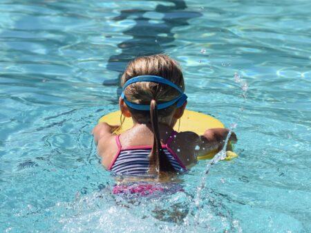 Protiproudy do bazénu