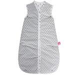 Motherhood 2v1 Grey Classics - spací vak pro miminko - tabulka