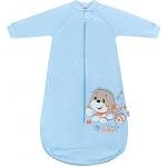 New Baby spací pytel pejsek - spací vak pro miminko - tabulka