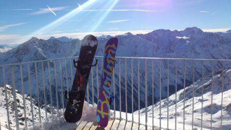Snowboardy pro děti