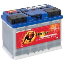 Banner Energy Bull 12V 60Ah 95501 trakční baterie do karavanu nebo lodě
