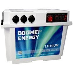 Goowei Energy Battery Box GBB120