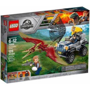 Recenze Lego Jurassic World