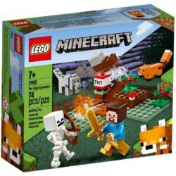 Recenze Lego Minecraft